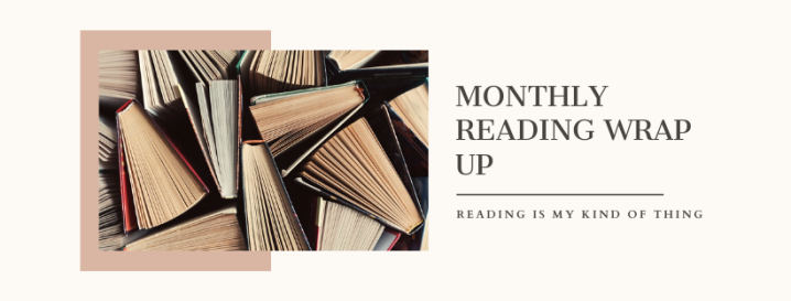 WHAT I READ IN MAY2020