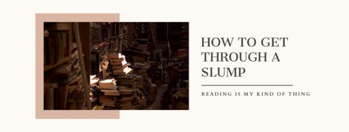 MANAGING YOUR READING SLUMP + BOOK PODCASTRECS